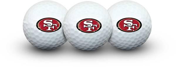 Team Effort San Francisco 49ers Golf Balls - 3 Pack product image