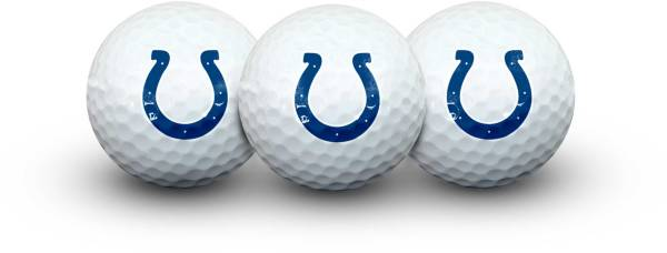 Team Effort Indianapolis Colts Golf Balls - 3 Pack product image
