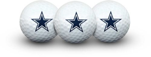 ab629254d Team Effort Dallas Cowboys Golf Balls - 3 Pack 1