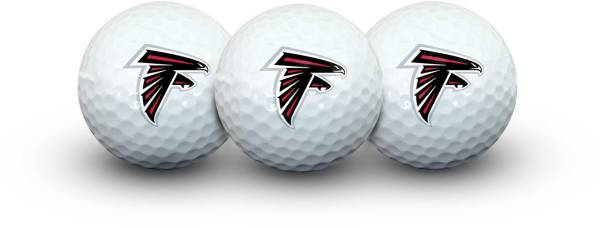 Team Effort Atlanta Falcons Golf Balls - 3 Pack product image