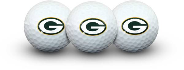 Team Effort Green Bay Packers Golf Balls - 3 Pack product image