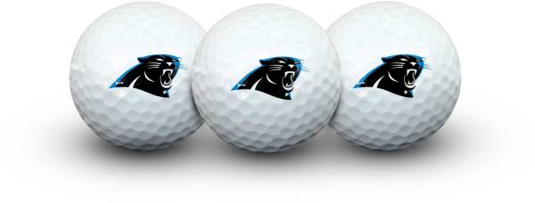 Team Effort Carolina Panthers Golf Balls - 3 Pack product image
