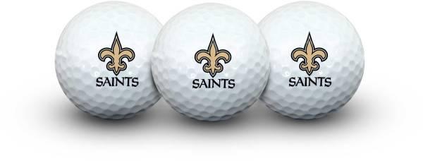 Team Effort New Orleans Saints Golf Balls - 3 Pack product image