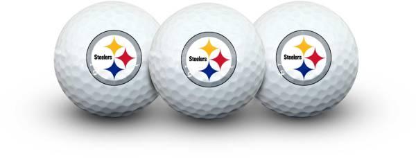 Team Effort Pittsburgh Steelers Golf Balls - 3 Pack product image