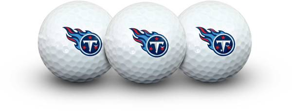 Team Effort Tennessee Titans Golf Balls - 3 Pack product image