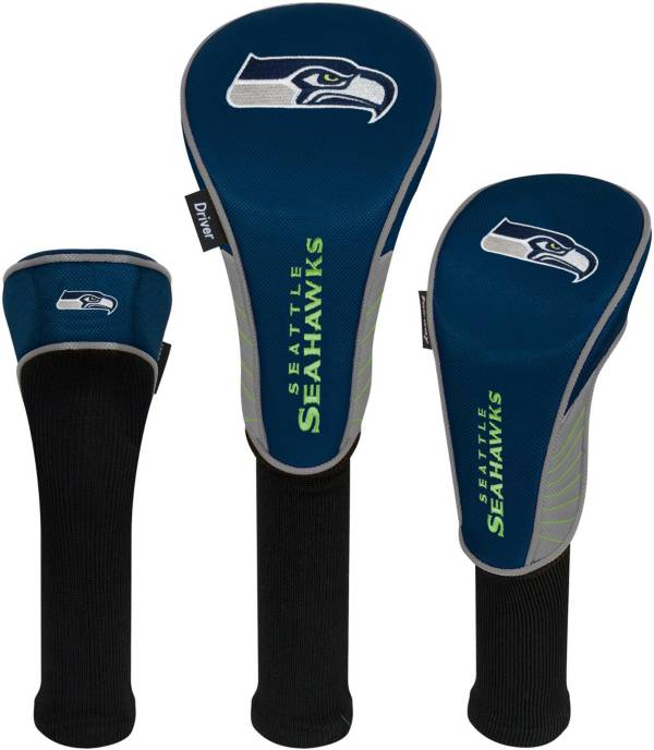 Team Effort Seattle Seahawks Headcovers - 3 Pack product image