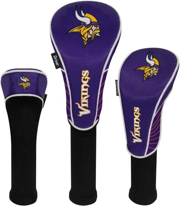 Team Effort Minnesota Vikings Headcovers - 3 Pack product image