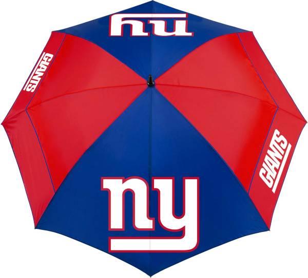 "Team Effort New York Giants 62"" Windsheer Lite Golf Umbrella product image"