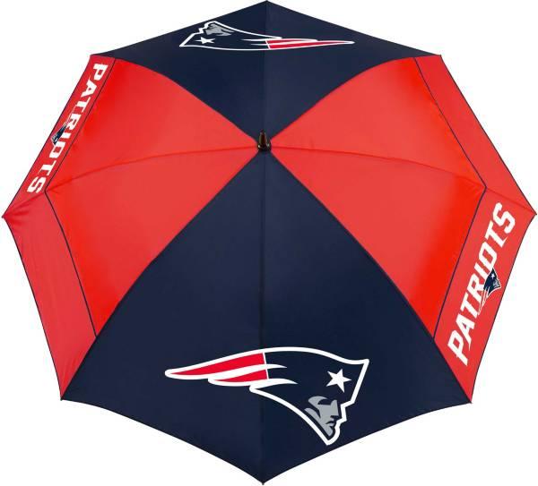"Team Effort New England Patriots 62"" Windsheer Lite Golf Umbrella product image"