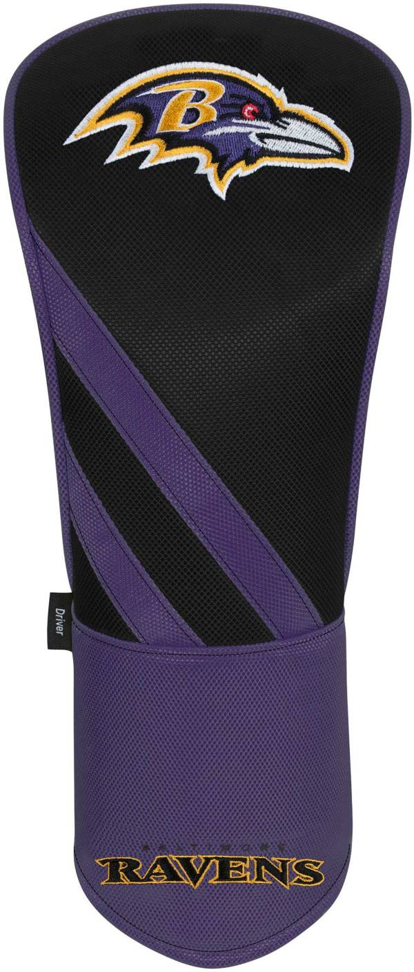 Team Effort Baltimore Ravens Driver Headcover product image