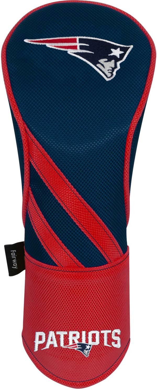 Team Effort New England Patriots Fairway Wood Headcover product image