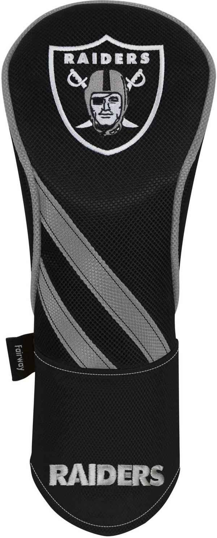 Team Effort Las Vegas Raiders Fairway Wood Headcover product image