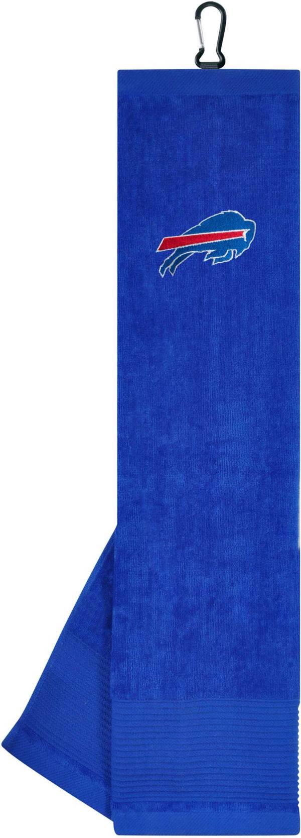 Team Effort Buffalo Bills Embroidered Face/Club Tri-Fold Towel product image