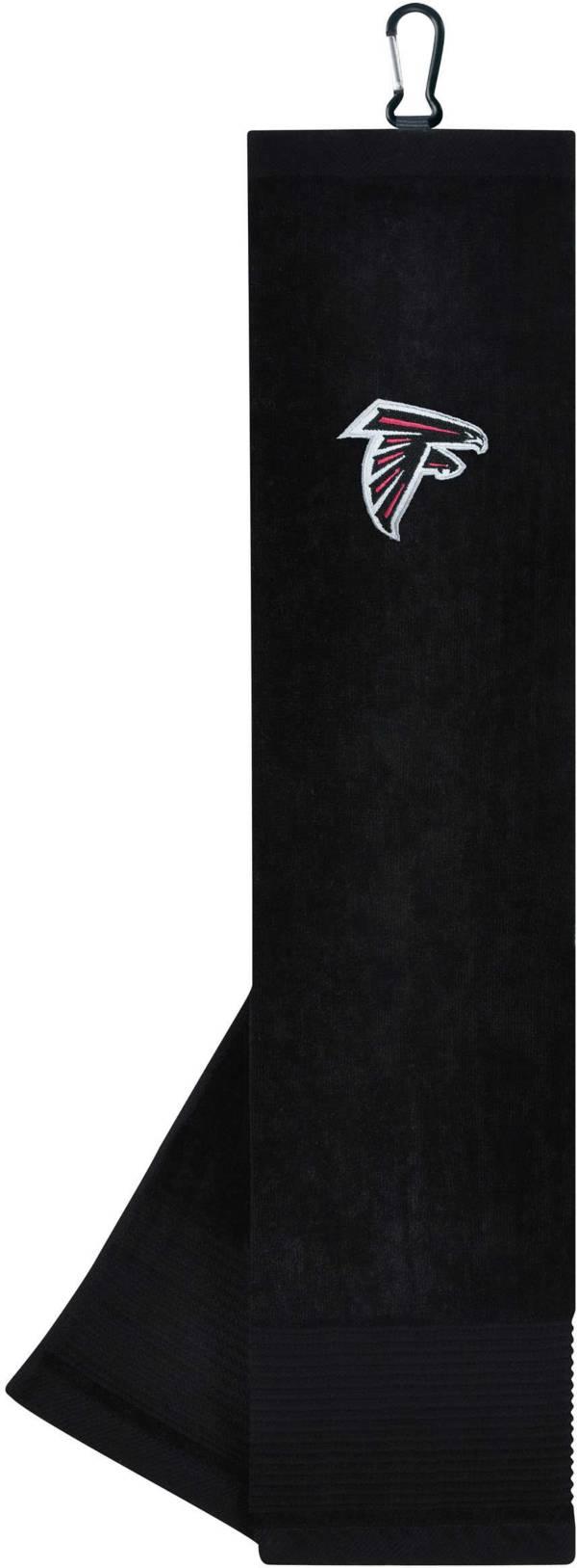 Team Effort Atlanta Falcons Embroidered Face/Club Tri-Fold Towel product image