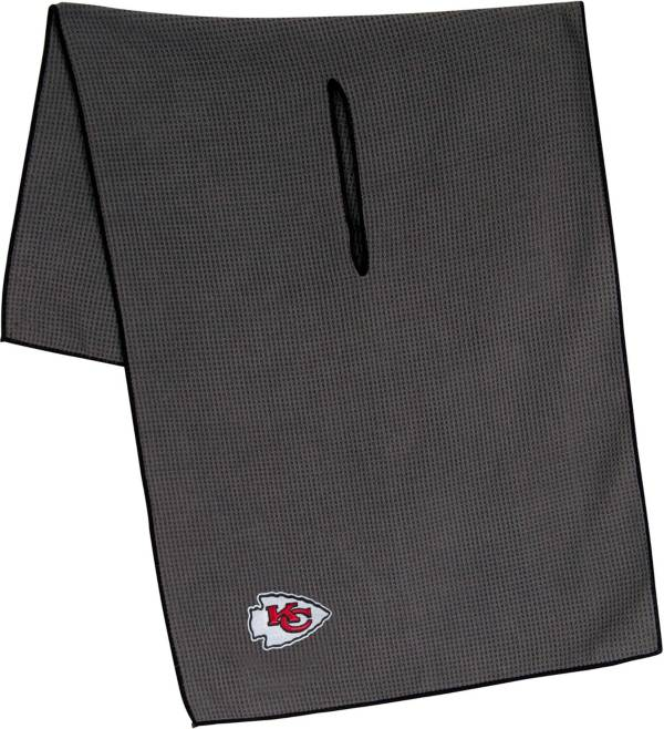 "Team Effort Kansas City Chiefs 19"" x 41"" Microfiber Golf Towel product image"