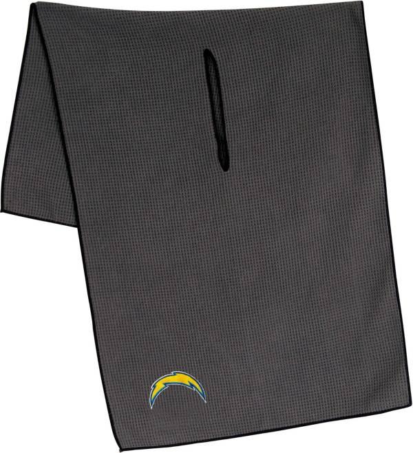 "Team Effort Los Angeles Chargers 19"" x 41"" Microfiber Golf Towel product image"