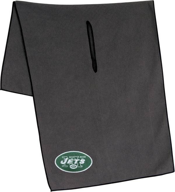 "Team Effort New York Jets 19"" x 41"" Microfiber Golf Towel product image"