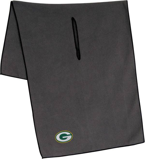 "Team Effort Green Bay Packers 19"" x 41"" Microfiber Golf Towel product image"