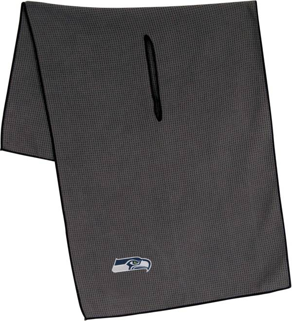 "Team Effort Seattle Seahawks 19"" x 41"" Microfiber Golf Towel product image"