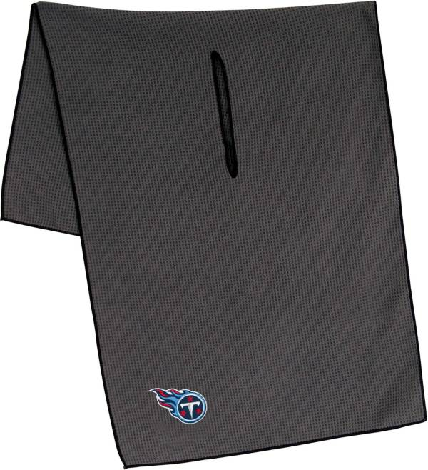 "Team Effort Tennessee Titans 19"" x 41"" Microfiber Golf Towel product image"