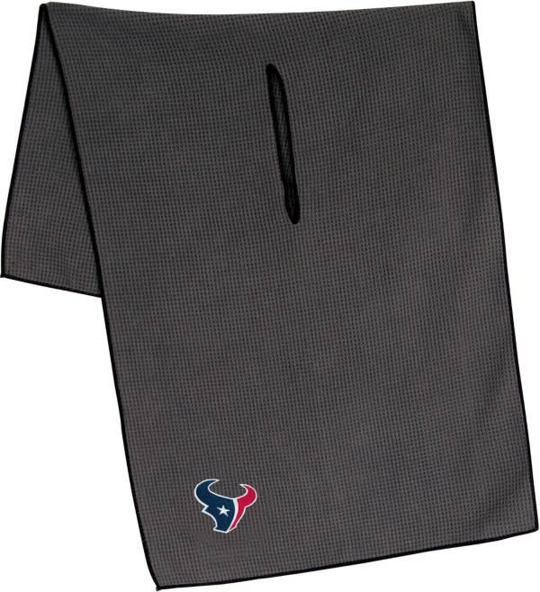 "Team Effort Houston Texans 19"" x 41"" Microfiber Golf Towel product image"