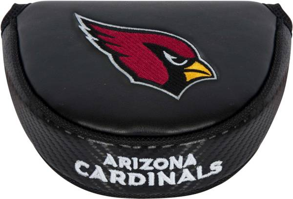 Team Effort Arizona Cardinals Mallet Putter Headcover product image
