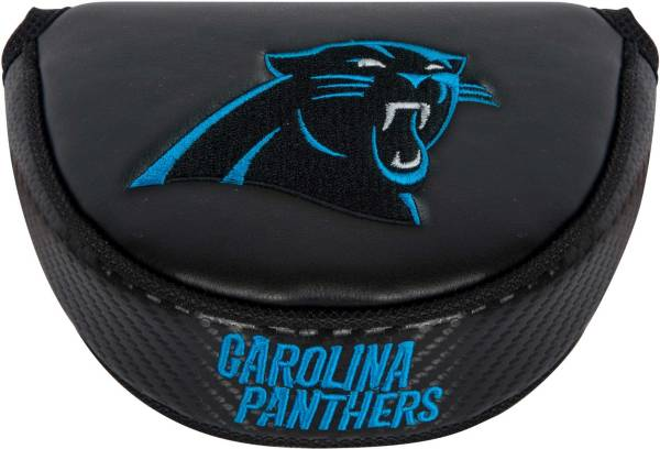 Team Effort Carolina Panthers Mallet Putter Headcover product image