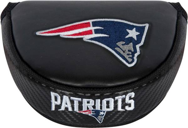 Team Effort New England Patriots Mallet Putter Headcover product image