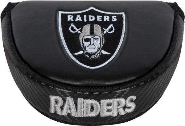 Team Effort Las Vegas Raiders Mallet Putter Headcover product image