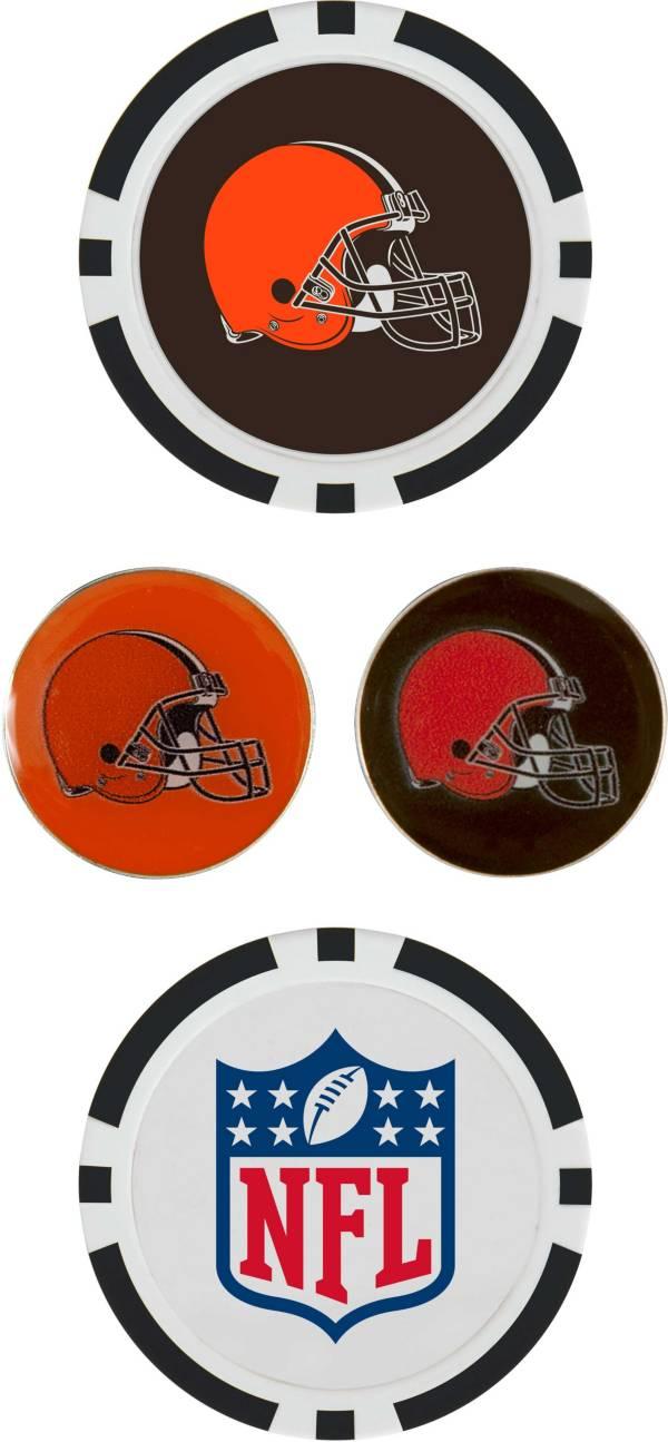 Team Effort Cleveland Browns Ball Marker Set product image