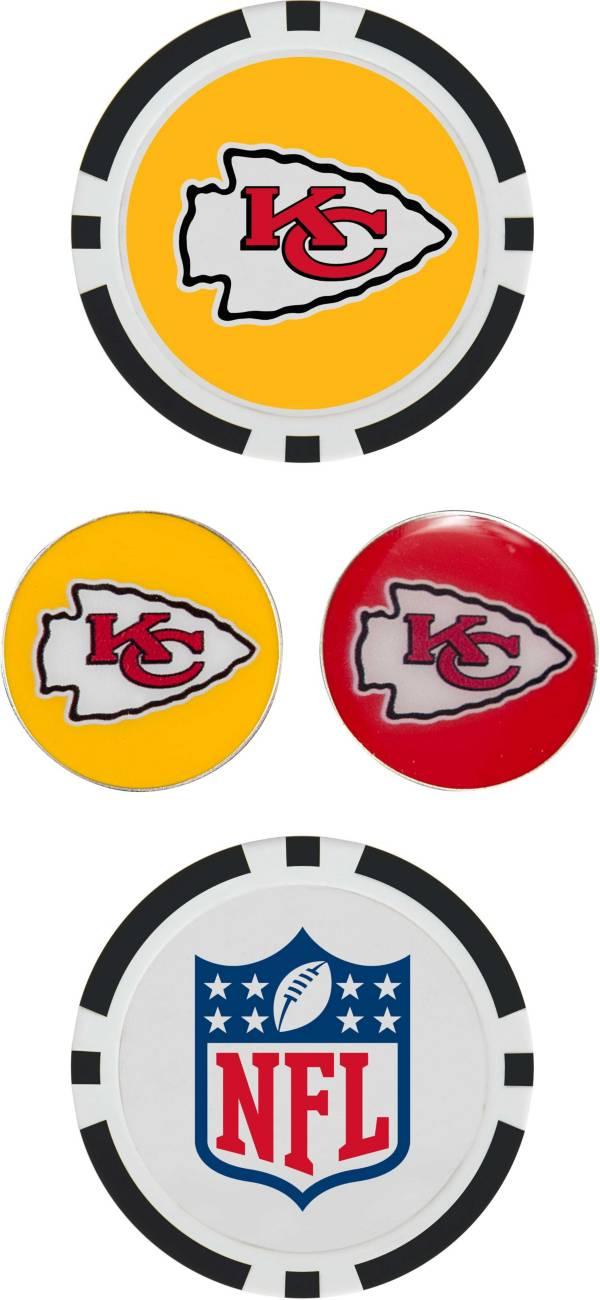Team Effort Kansas City Chiefs Ball Marker Set product image
