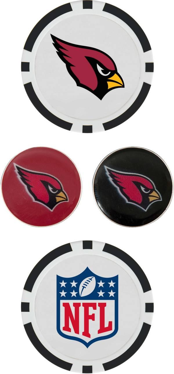 Team Effort Arizona Cardinals Ball Marker Set product image