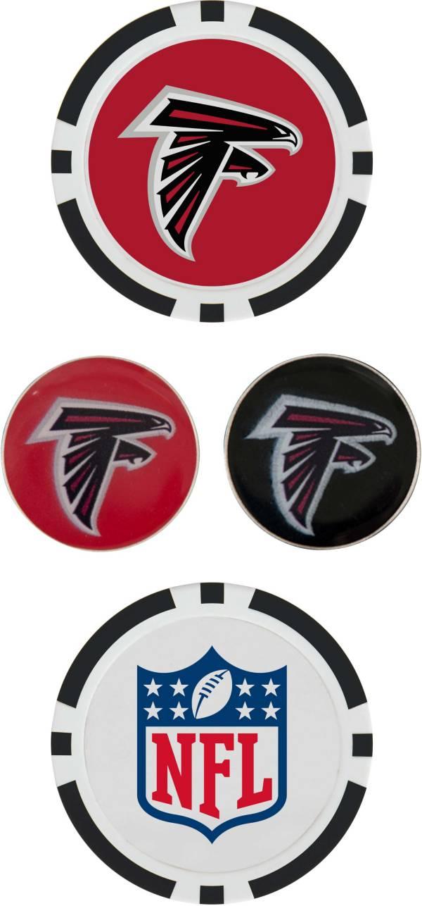 Team Effort Atlanta Falcons Ball Marker Set product image