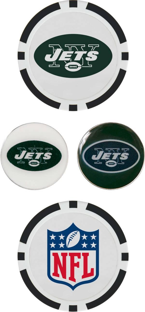 Team Effort New York Jets Ball Marker Set product image