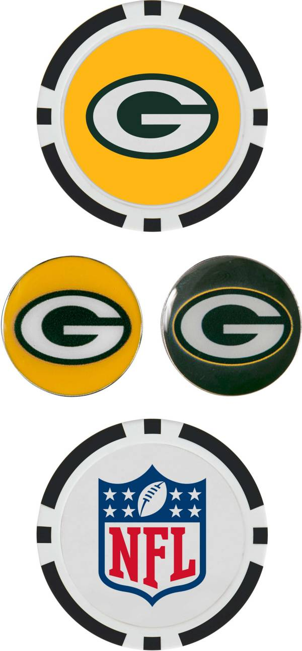 Team Effort Green Bay Packers Ball Marker Set product image