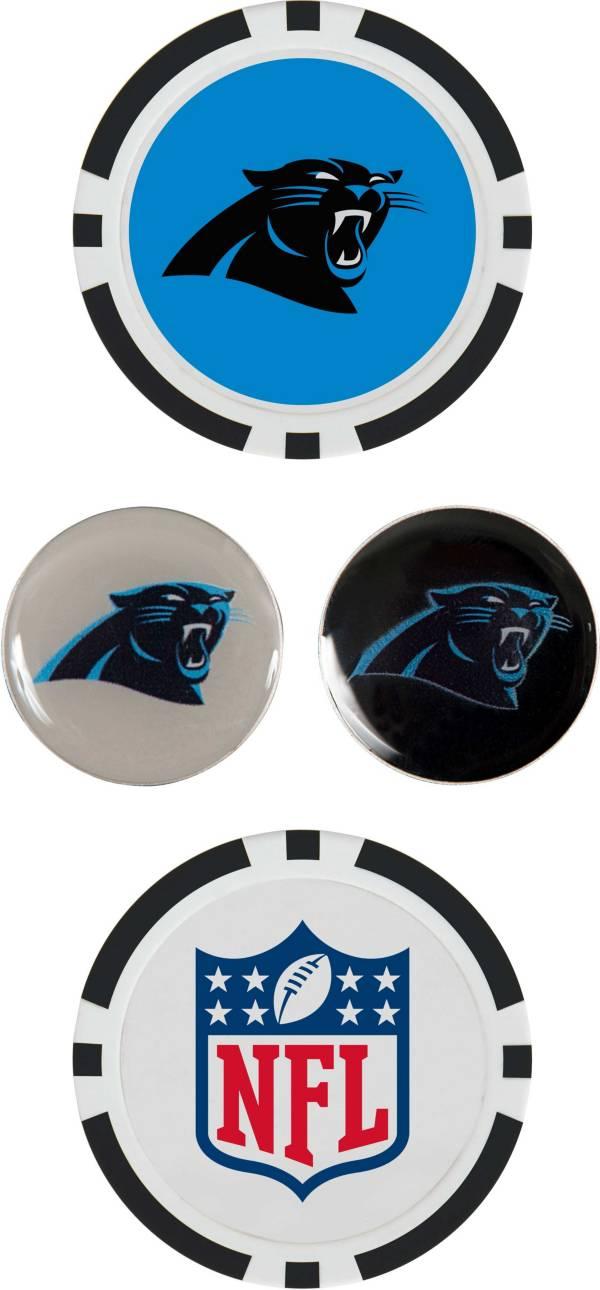 Team Effort Carolina Panthers Ball Marker Set product image