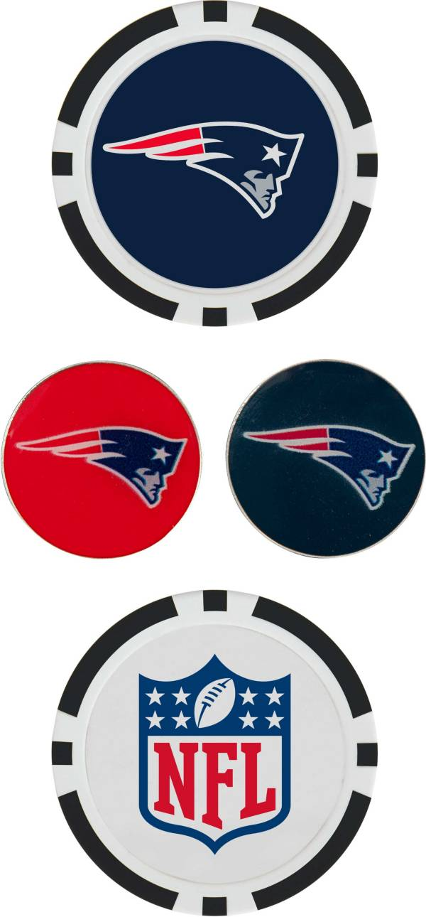 Team Effort New England Patriots Ball Marker Set product image