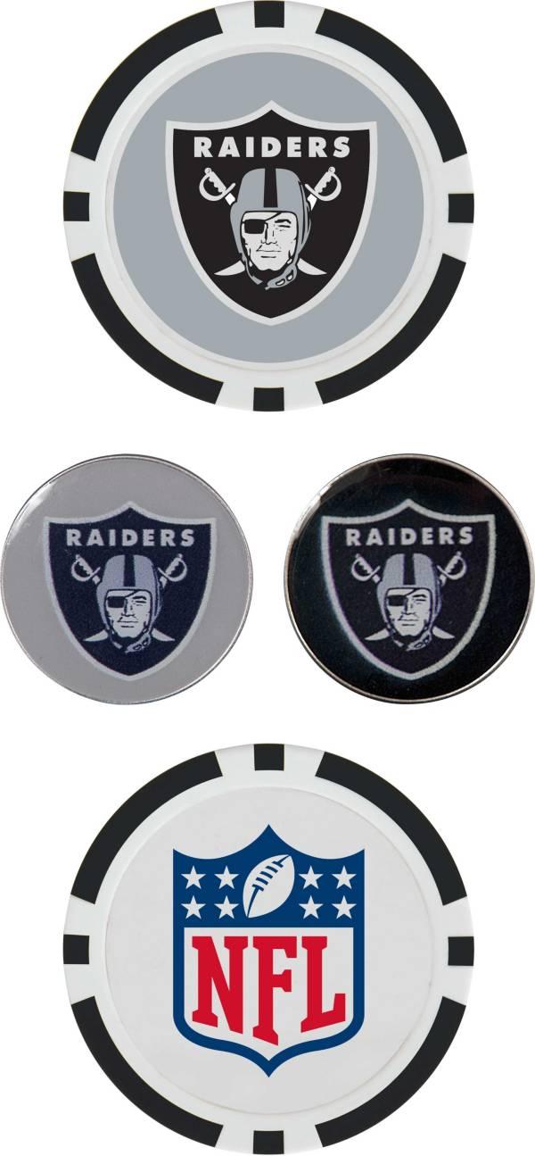 Team Effort Las Vegas Raiders Ball Marker Set product image