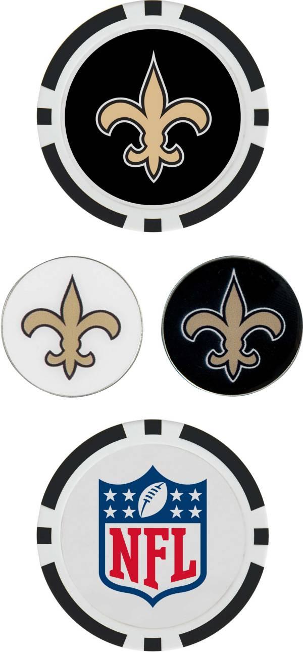 Team Effort New Orleans Saints Ball Marker Set product image