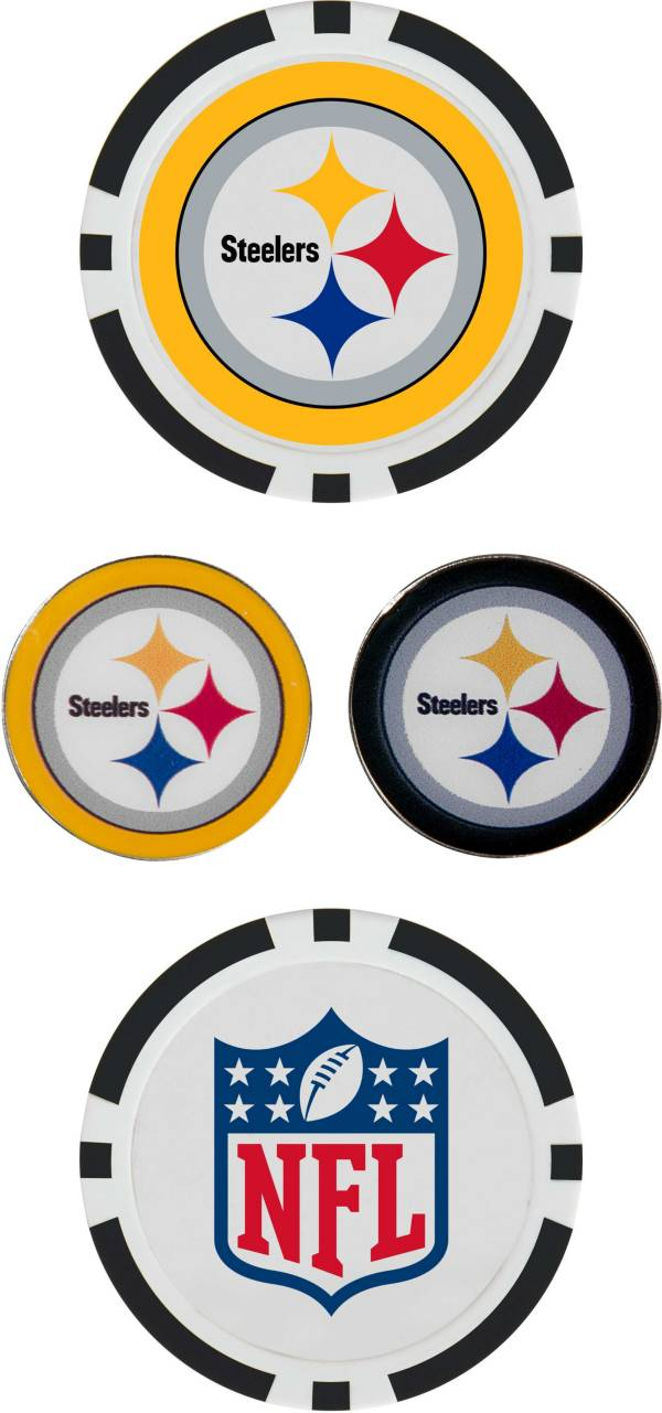 Team Effort Pittsburgh Steelers Ball Marker Set product image