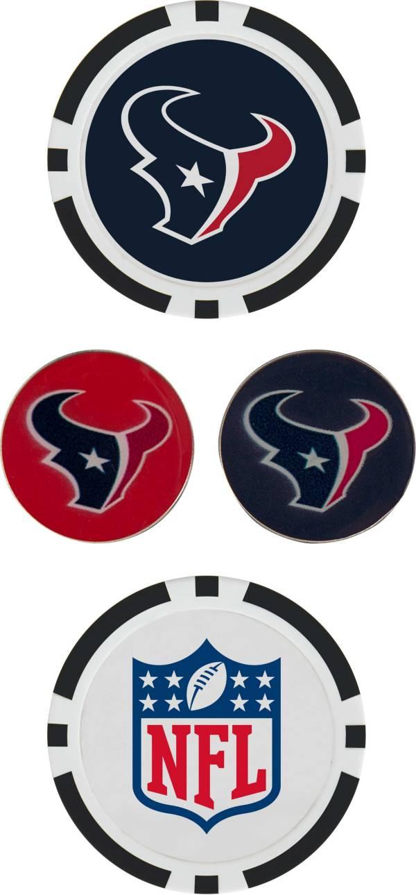 Team Effort Houston Texans Ball Marker Set product image