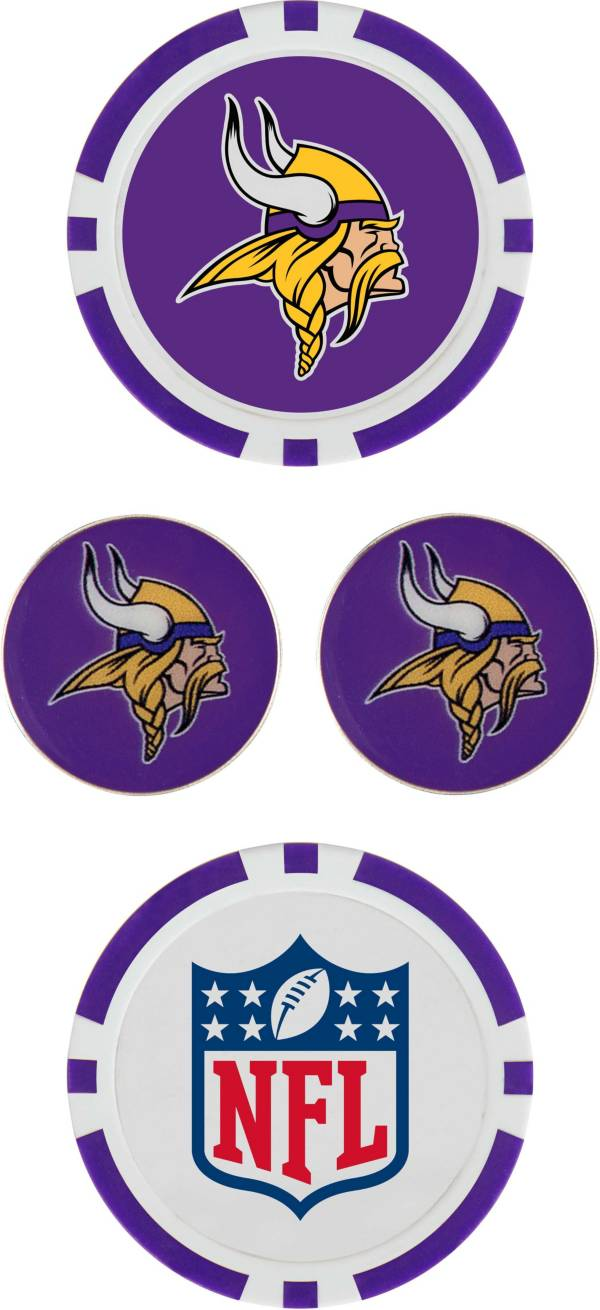 Team Effort Minnesota Vikings Ball Marker Set product image