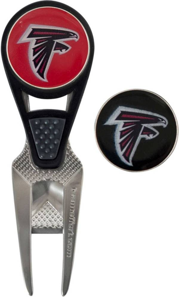 Team Effort Atlanta Falcons CVX Divot Tool and Ball Marker Set product image