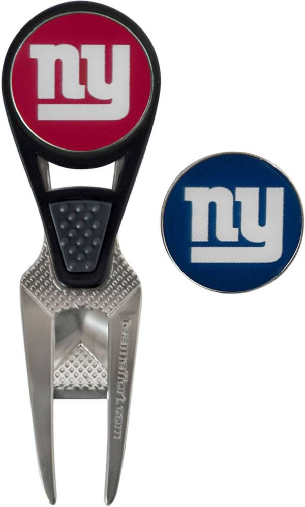 Team Effort New York Giants CVX Divot Tool and Ball Marker Set product image