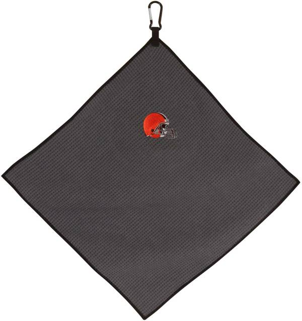 "Team Effort Cleveland Browns 15"" x 15"" Microfiber Golf Towel product image"