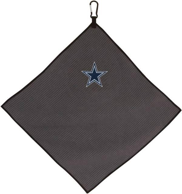 "Team Effort Dallas Cowboys 15"" x 15"" Microfiber Golf Towel product image"