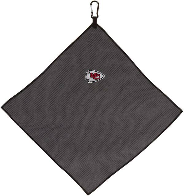 "Team Effort Kansas City Chiefs 15"" x 15"" Microfiber Golf Towel product image"