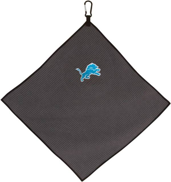 "Team Effort Detroit Lions 15"" x 15"" Microfiber Golf Towel product image"