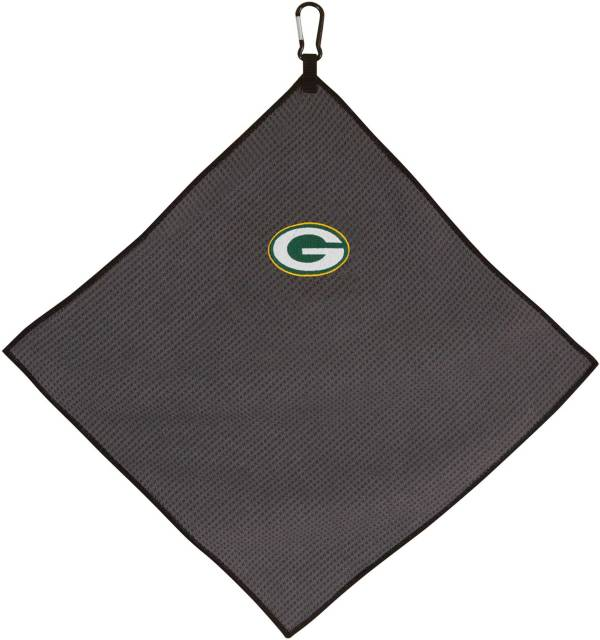 "Team Effort Green Bay Packers 15"" x 15"" Microfiber Golf Towel product image"