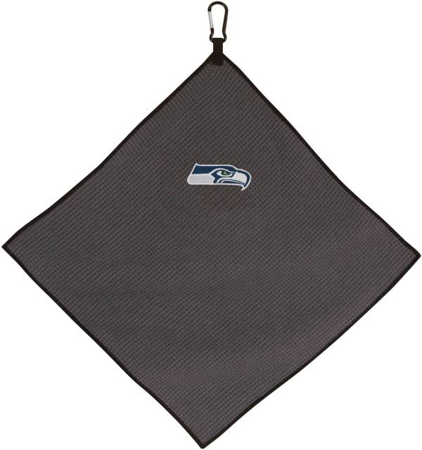 "Team Effort Seattle Seahawks 15"" x 15"" Microfiber Golf Towel product image"